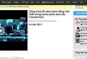 Top 10 website chế ảnh, video hài nổi tiếng Việt Nam