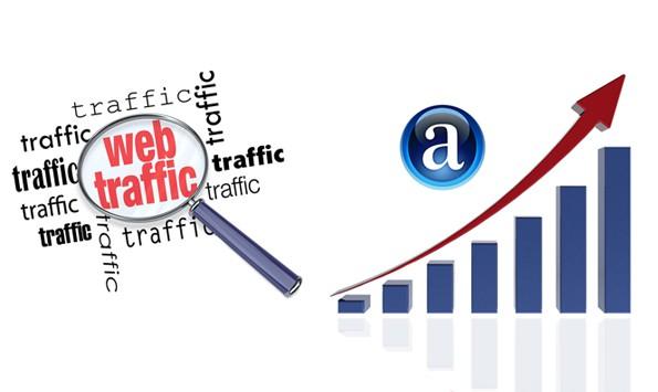 Top website thống kê xếp hạng giống Alexa.com
