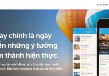 Top 10 website freelancer làm việc trực tuyến tốt nhất