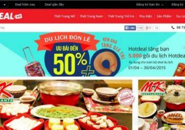 Top 10 website hotdeal giảm giá tại Việt Nam