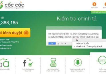 Top 10 website nổi tiếng nhất Việt Nam