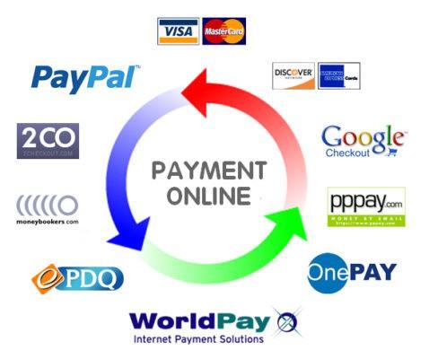 cổng thanh toán trực tuyến tại Việt Nam