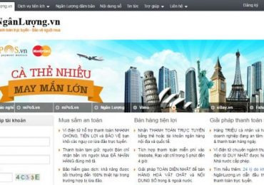 Top 5 website cổng thanh toán trực tuyến tại Việt Nam
