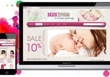 Công ty thiết kế website bán hàng tốt nhất hiện nay