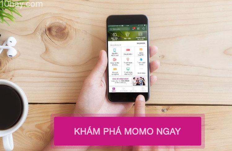 Giới thiệu dịch vụ chuyển tiền MoMo