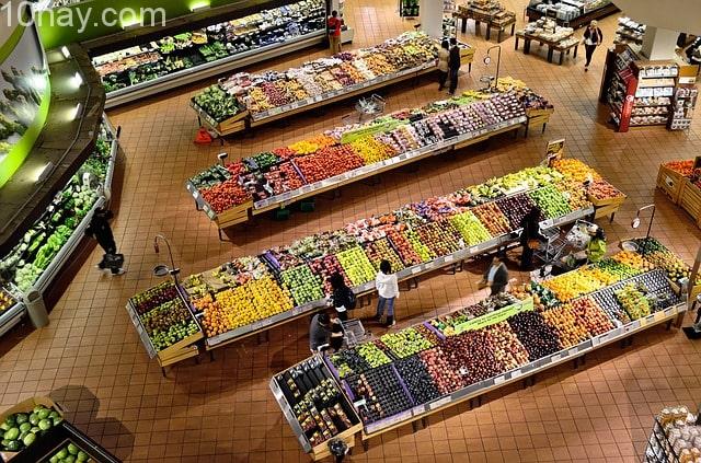 Top 10 siêu thị lớn nhất Việt Nam hiện nay