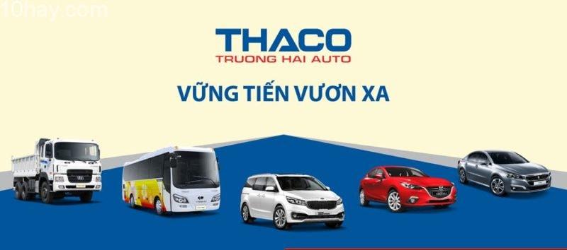 Công ty CP ô tô Trường Hải (công ty lớn nhất Việt Nam)