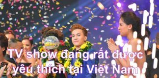 chương trình truyền hình nổi tiếng nhất Việt Nam