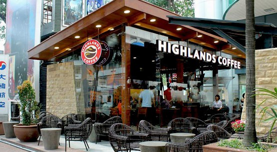 Highlands Coffee