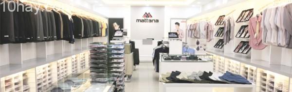 Thương hiệu thời trang Mattana