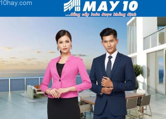 Thương hiệu thời trang May 10