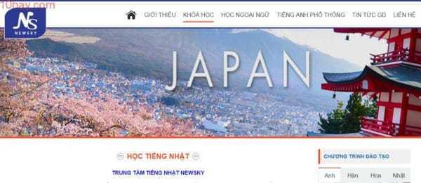 Trung tâm Nhật ngữ NEWSKY