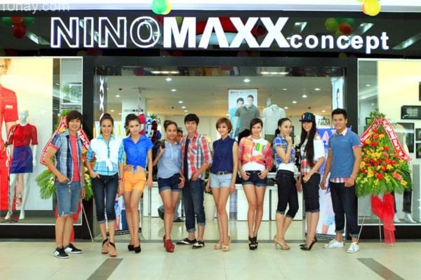 Thương hiệu thời trang Ninomaxx