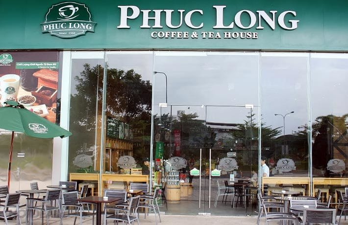 Phúc Long Cafe