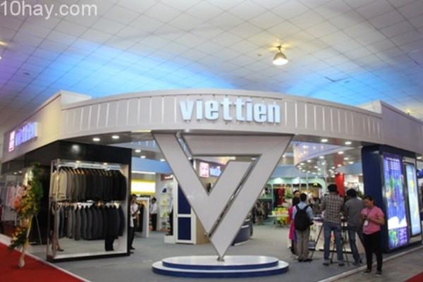 Thương hiệu thời trang Việt Tiến
