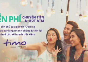 Timo ngân hàng số thế hệ mới đầu tiên ở Việt Nam