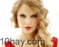 1.Taylor Swift