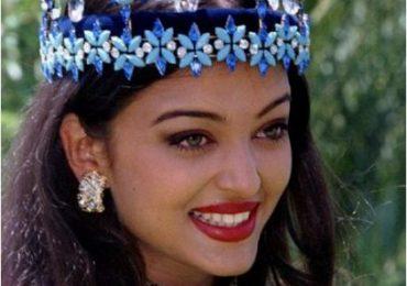 Aishwarya Rai ngày đăng quang năm 1994