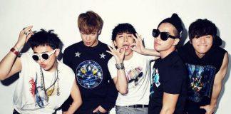 nhóm nhạc nam được yêu thích nhất Hàn Quốc
