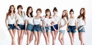 nhóm nhạc nữ được yêu thích nhất Hàn Quốc