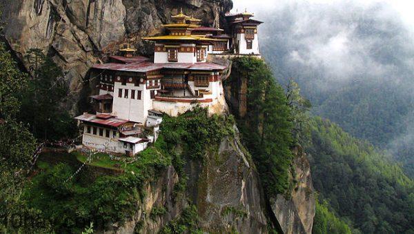 Taktshang Goemba (Bhutan)