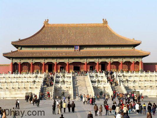 Tử Cấm thành (China)