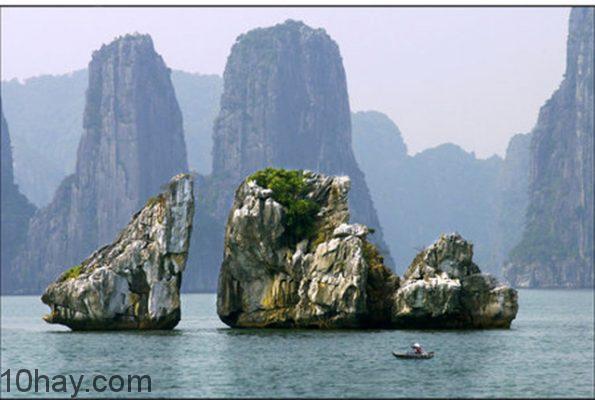 Halong Bay(Vịnh Hạ Long - Việt Nam)