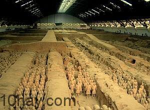 Lăng mộ Tần Thủy Hoàng (China)