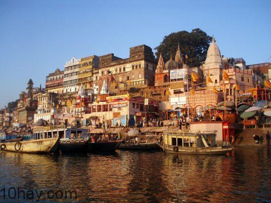 Varanasi (Ấn Độ)
