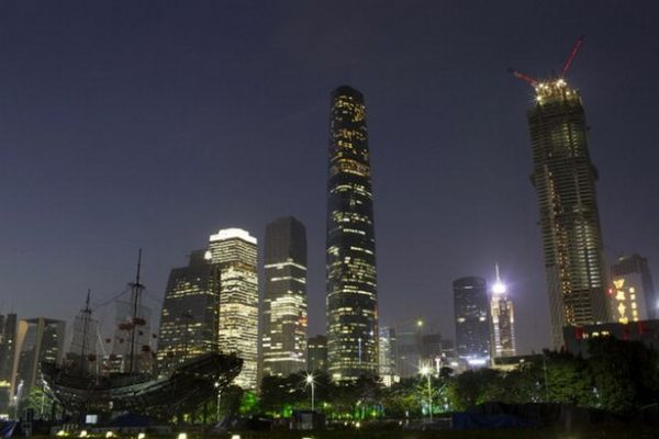 CTF Finance Centre(530m, Quảng Châu, China)