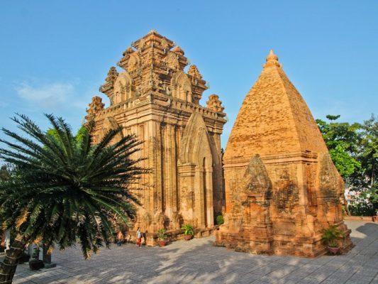 Ngôi đền Chăm Pa