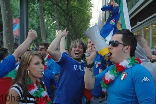 Ý - Quốc gia lãng mạn nhất thế giới