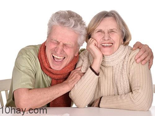 Nụ cười kéo dài tuổi thọ