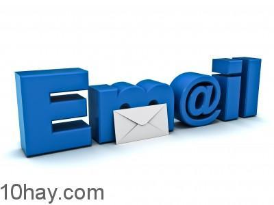 Giới thiệu qua email