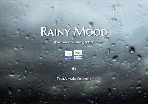 10. rainymood
