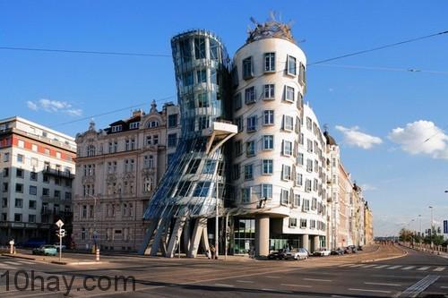 Nhà nhảy múa, Praha