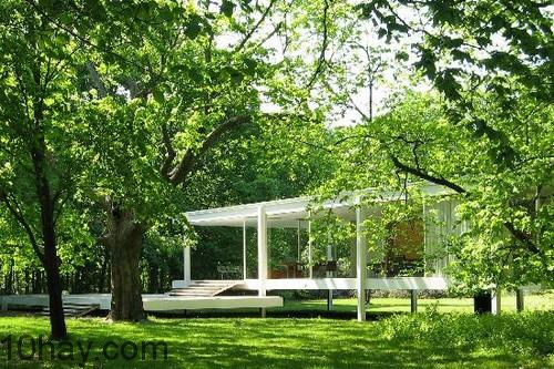 160601-Farnsworth House, Plano
