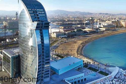 160601-Khách sạn W, Barcelona