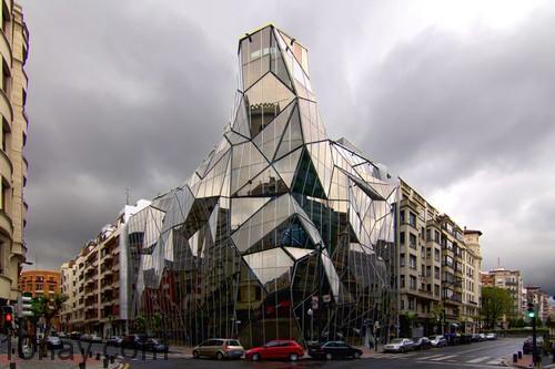 160601-Trụ sở sở y tế Basque, Bilbao