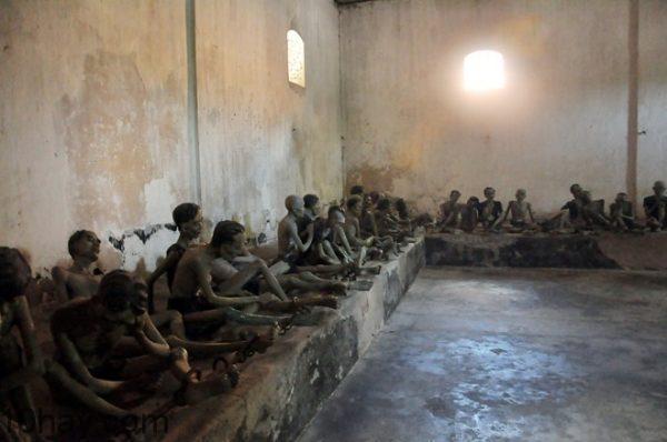 Các nhà tù Côn Đảo