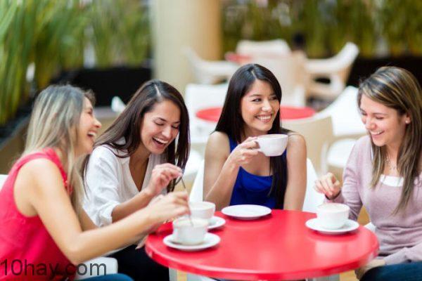 Nụ cười tốt cho giao tiếp xã hội