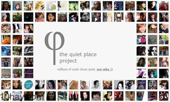 7. quiet