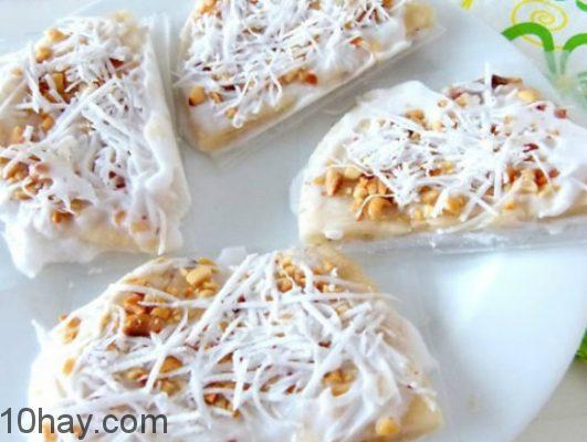 Kem chuối là món ngon từ chuối dễ dàng chế biến