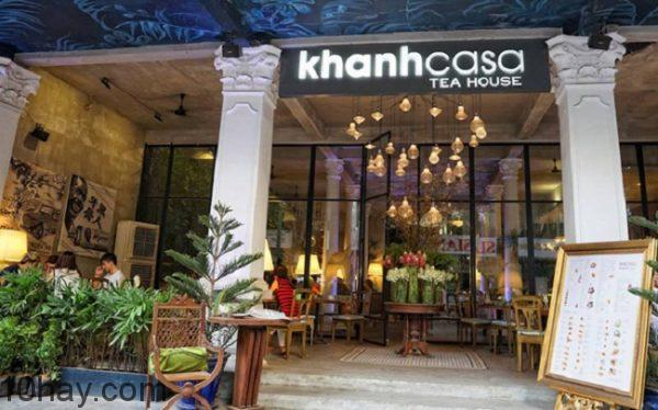 Khanhcasa Tea House