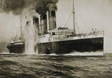 Vụ chìm tàu Lusitania