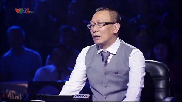 Lại Văn Sâm luôn dí dỏm trong dẫn dắt gameshow