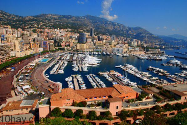 Nước Monaco