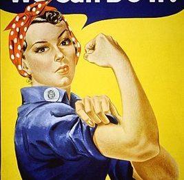 Rosie Riveter