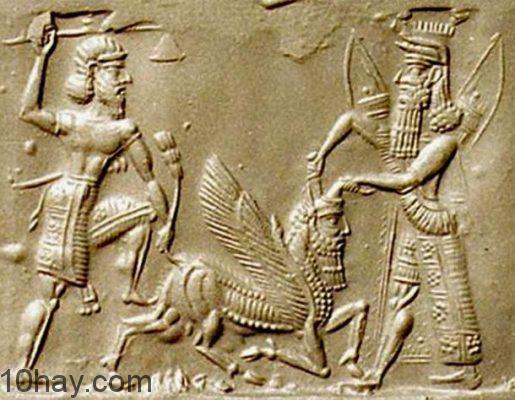 Sử thi Gilgamesh