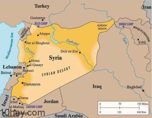 Sa mạc Syria